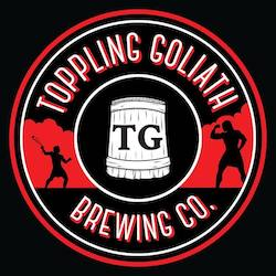 TOPPLING GOLIATH INTERGALACTIC WARRIOR IPA